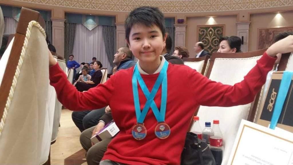 Искандеров Эльдар занял два первых места на олимпиадах МФТИ